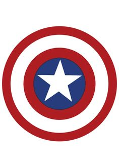 Marvel Comics Captain America Shield, [alt_image] Captain America Shield, Chicago Cubs Logo, Team Logo, Marvel Comics, Superhero, Fictional Characters, Image, Superheroes, Fantasy Characters