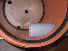So, jetzt will ich mich auch mal an einem Cyclon Staubabsauger versuchen. Aus dem Internet habe ich mir die einfachste Bauweise herausgesuch...