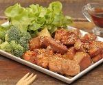 اشهى صينية دجاج صيني للعشاء