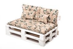 Your place to buy and sell all things handmade Pallet Cushions, Garden Cushions, Cushions On Sofa, Pallet Furniture Outdoor Couch, Pallet Sofa, Swing Seat, Bedroom Sets, My Room, Rustic Bathrooms