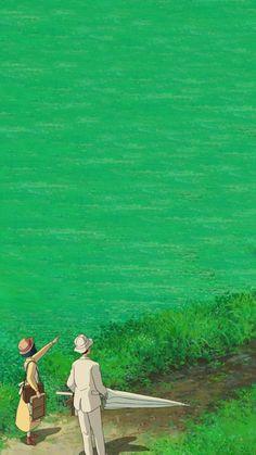 Studio Ghibli Art, Studio Ghibli Movies, Jiro Horikoshi, Studio Ghibli Background, Studio Ghibli Characters, Wind Rises, Cute Disney Wallpaper, Scenery Wallpaper, Hayao Miyazaki