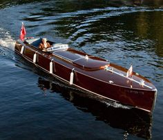 wooden boats on Pinterest | Chris Craft, Wood Boats and Speed Boats