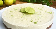 Gastrawnomica's Raw Vegan Lime Pie