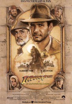 1989 - Indiana Jones y la última cruzada - Indiana Jones And The Last Crusade - tt0097576