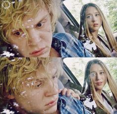 Zoe and Kyle..coven