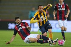 Bologna-Verona, il film della partita