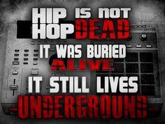 The Best of Underground Hip-Hop!!