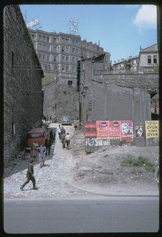 1965 yılının İstanbul-u