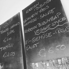Mittwoch #essenistfertig ;) #bibimbap Chalkboard Quotes, Art Quotes, Instagram Posts, Food, Wednesday, Essen, Meals, Yemek, Eten