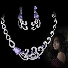 Jewelry sets ( necklaces earrings)