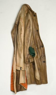Wood sculpture of Livio de Marchi from Venice. He's crazily talented and I'm crazily fan of his work !