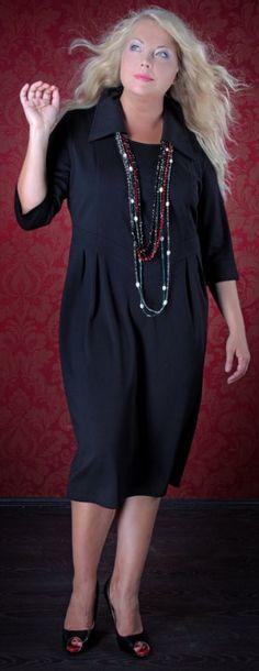 Модная одежда для полных женщин 2011 (фото)