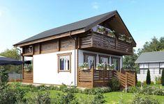 Проект КД-158 Австрийский дом-шале
