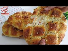 YouTube Pan Relleno, Bread And Pastries, Cake Recipes, Fun Recipes, Flan, Sandwiches, Biscuits, Good Food, Food And Drink