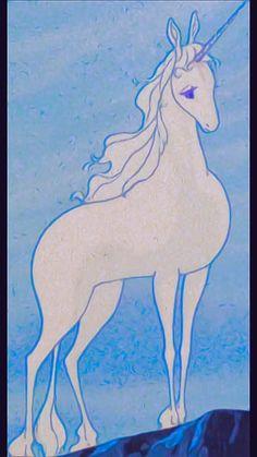 The Last Unicorn, Fantasy Story, Moose Art, Animation, Horses, Animals, Cartoons, Unicorns, Cartoon