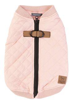 FuzzYard Dog Jacket Macgyver Light Pink