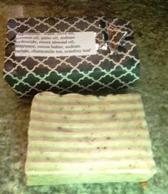 Home made soaps are amazing!
