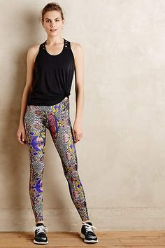 Mosaic Garden Leggings - #anthrofave