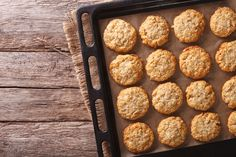 Aromatické kokosové sušienky (len z 3 surovín) | Recepty.sk