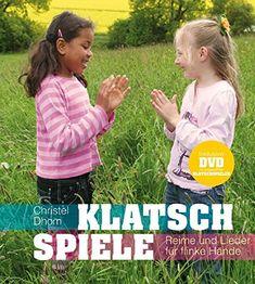 Klatschspiele: Reime und Lieder für flinke Hände (inkl. D... https://www.amazon.de/dp/3772526446/ref=cm_sw_r_pi_dp_TLdMxb0WQ6C6G