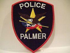 PALMER-POLICE-TEXAS
