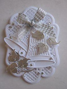 1 X STUNNING ANJA FRAME AND WEDDING BELLS (WEDDING ) | eBay