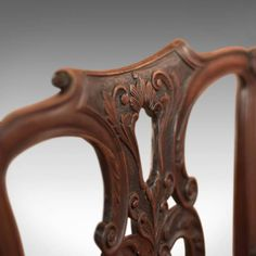 chippendale bútor Country Chic, Wood Carving, Shabby Chic, Modern, Vintage, Home Decor, Antique Chairs, Jewelry Necklaces, Antique Furniture