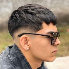 Edgar Mid Fade Haircut - Best Edgar Haircut Styles For Men: Cool Edgar Cut For Latino Guys #menshairstyles #menshair #menshaircuts #menshaircutideas #menshairstyletrends #mensfashion #mensstyle #fade #undercut #barbershop #barber Edgy Short Haircuts, Short Hairstyles For Thick Hair, Black Men Hairstyles, Haircuts For Men, Short Hair Cuts, Cool Hairstyles, Short Hair Styles, Man's Hairstyle, Barber Hairstyles