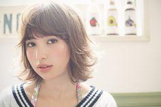 #ELLEestBELLE #ELLEestBELLEcollection #Belle #hair #hairstyle #WakabayshiNorimoto #omotesando