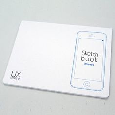 Fancy - iPhone5 UX Sketch Book