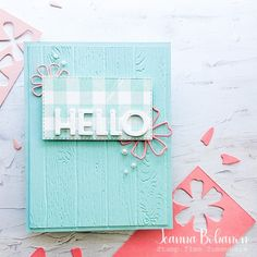 Go Create, Heres To You, Foam Adhesive, Welcome Spring, Business Pages, My Stamp, Embossing Folder, Facebook Sign Up, Stampin Up Cards