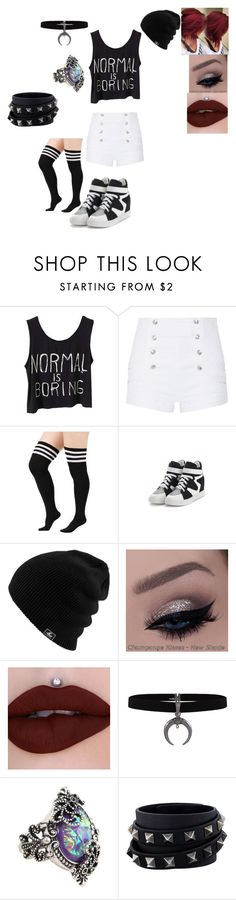 """""""Untitled #549"""" by tvogel-cupcakes-11-17 on Polyvore featuring Pierre Balmain, Aveda and Valentino"""
