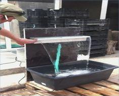 Lieblich Wasserwand Selber Bauen Garten U2013 New Garten Ideen