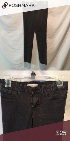 Bullhead Black Skinny Jean The perfect black stretchy jean. Bullhead Jeans Skinny