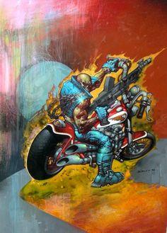 Artist: Simon Bisley