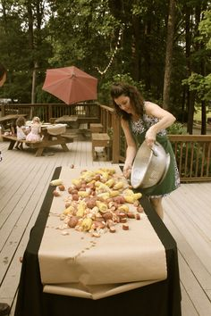 Low Country Boil....for large garden party