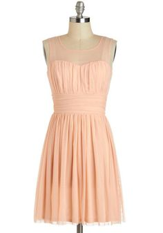 Gathering of Gals Dress. Call up your closest pals, whip together some cupcakes and cocktails, then quickly slip into this pastel pink dress for a spontaneous bash filled with besties! Mod Dress, Dress Skirt, Mismatched Bridesmaid Dresses, Retro Vintage Dresses, Dress Me Up, Special Occasion Dresses, Pretty Dresses, Dress To Impress, Just In Case