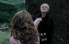 """Machismo. """"What did you say to me? Go on, say that again.""""   If Hermione Were The Main Character In """"Harry Potter"""""""