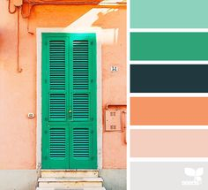 { a door hues } image via: @colourspeak_kerry_
