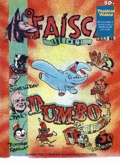 O Faisca 2: Dumbo (1943)   Titulo: O Faisca 2: Dumbo (1943)  Formato(s): CBR  Idioma(s): PT-PT  Scans: BD  Restauro: BD  Num. Paginas: 12  Resolucao (media): 2775 x 3425  Tamanho: 39.12MB  Download (FileFactory) Download (Zippyshare)  Agradecimentos: Obrigado ao/a BD pelo trabalho de digitalizacao e tambem ao/a BD pelo restauro!  Gostaste deste Post? Ajuda o blog fazendo um 'Like'! Obrigado!  O Faisca Boas aqui esta a coleccao de todas as capas do blog Tralhas Varias! Para saberes que…