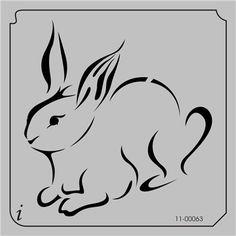 Stencil Rabbit