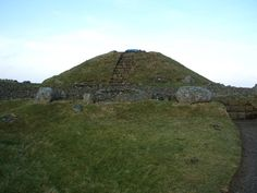Cairnpapple is an ancient burial site in West Lothian