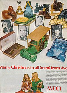 1971 Avon Mens Colognes And Bottles Ad