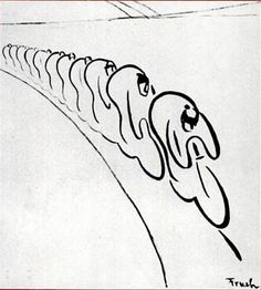 "Alfred J. Frueh : ""Les six jours au petit matin"", vers 1914"