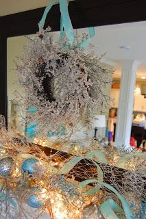 Open House: My Christmas Tour - A Pop of Pretty: Canadian Decorating Blog | A Pop of Pretty: Canadian Decorating Blog