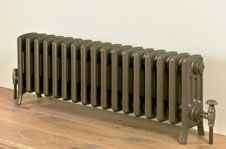View our traditional cast iron radiators, steel and aluminium column designs in Victorian, Edwardian and classic styles. Cottage Living Rooms, Home Living Room, Column Radiators, Houses In France, Cast Iron Radiators, Column Design, Radiator Cover, Living Room Inspiration, Home Decor Furniture