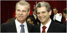 Justiça bloqueia R$ 3 milhões de prefeito de Maringá e de secretário de Richa por improbidade administrativa