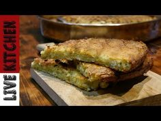 YouTube Greek Recipes, Keto Recipes, Cetogenic Diet, Greece Food, Zucchini Pie, Macedonian Food, Savory Muffins, Cheese Pies, Grain Foods
