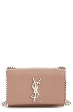 1ad7e80c3090 Saint Laurent  Small Monogram  Leather Crossbody Bag available at   Nordstrom Ysl Crossbody Bag