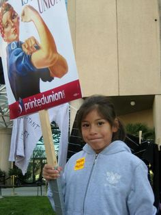 Standing up for justice starts at an early age!